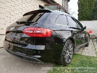Frühjahrsputz Audi A4 8K Avant von unserem User Flo