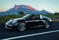 Österreich-Informationen zum neuen Porsche 911 Targa