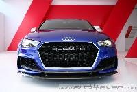 EXKLUSIV das Audi A3 clubsport quattro concept am Wörthersee