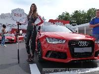Audi Stand Reifnitz Teil 2 - Car Babes