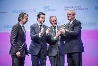 Prof. Dr. Martin Winterkorn erhält ESADE Award