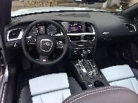Update Innenraum S5 Cabrio