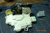 8K Türschloss 8J1837015A - Problem und Reparatur