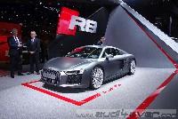 Autosalon Genf 2015 - Audi Stand Teil 1