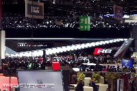 Genf Autosalon 2015 - Audi, VW, Seat und Skoda