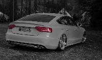 Audi A5 mit A6 Allroad und E-Klasse vereint, Umbau-Bericht meines A5 Sportback