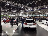 Vienna Autoshow 2017 - Audi Stand
