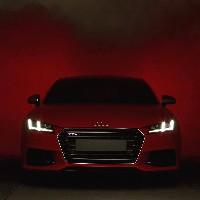 Audi TTS Fotoshooting