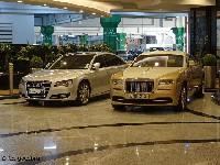 Audi in den VAE