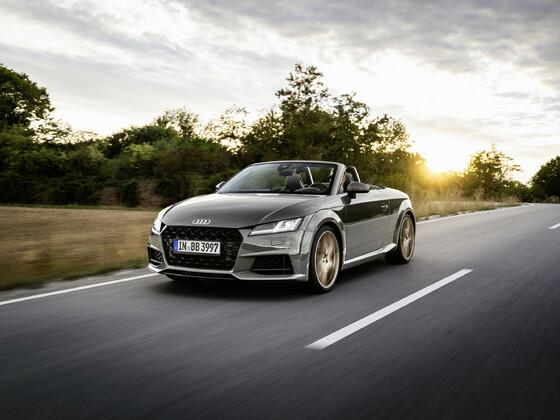 Audi TTS competition plus