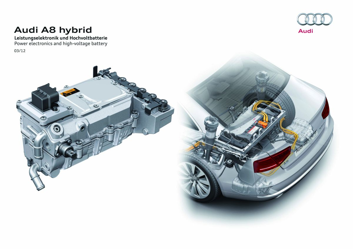 Audi4ever A4e Blog Detail Presse Audi A8 Und A8l