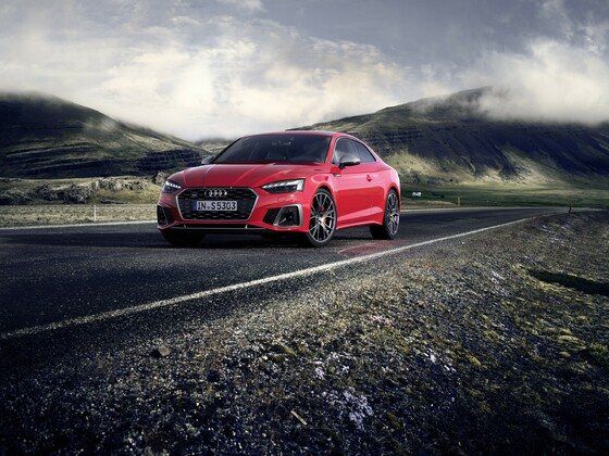 Audi S5 Coupe Facelift 2019