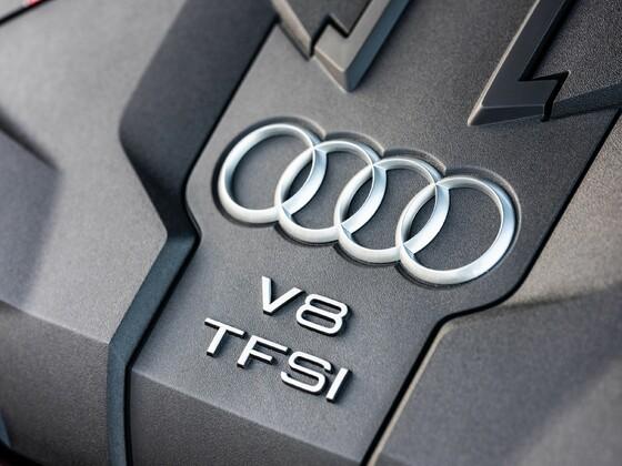 Audi S8 2019