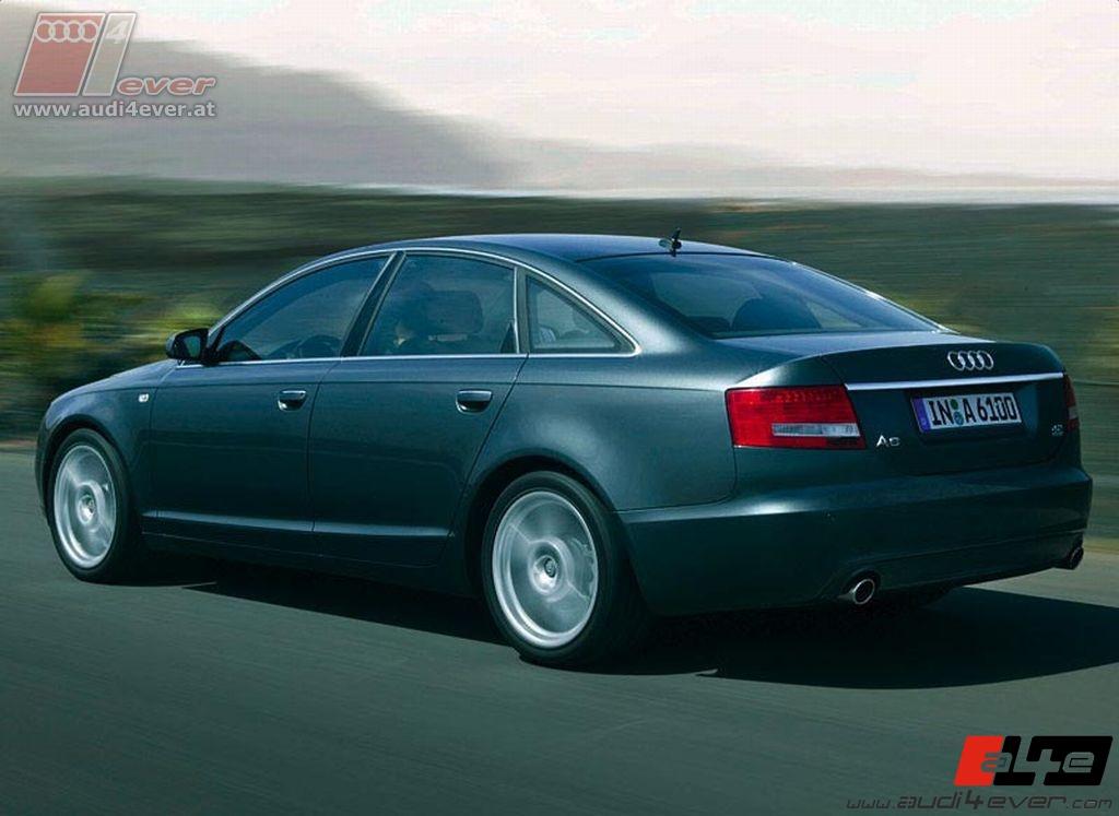 A4e Gallery Audi A6 C6 Audi A6 C6 Limousine S Line