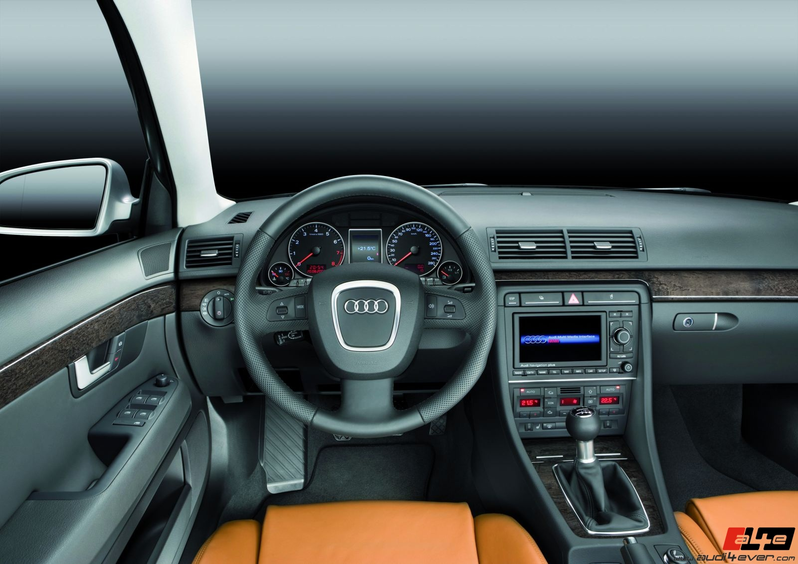 A4e Gallery Audi A4 B7 Audi A4 B7 Limousine