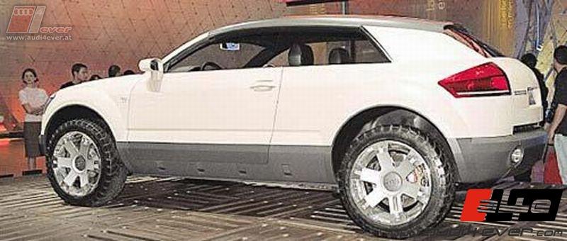 A4e Gallery Audi Concept Cars Audi Steppenwolf