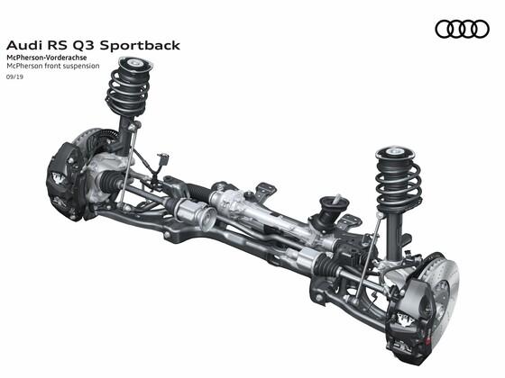 Audi RSQ3 und Audi RSQ3 Sportback 2019