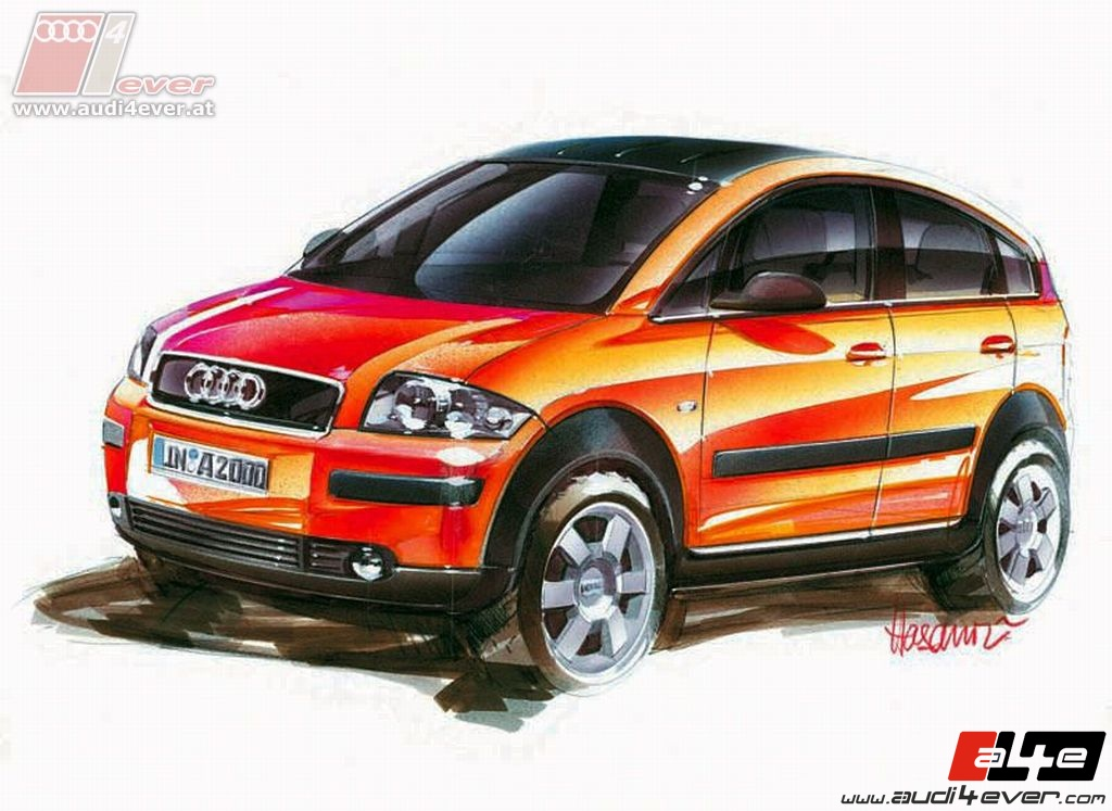 audi a2 and storms - photo #24