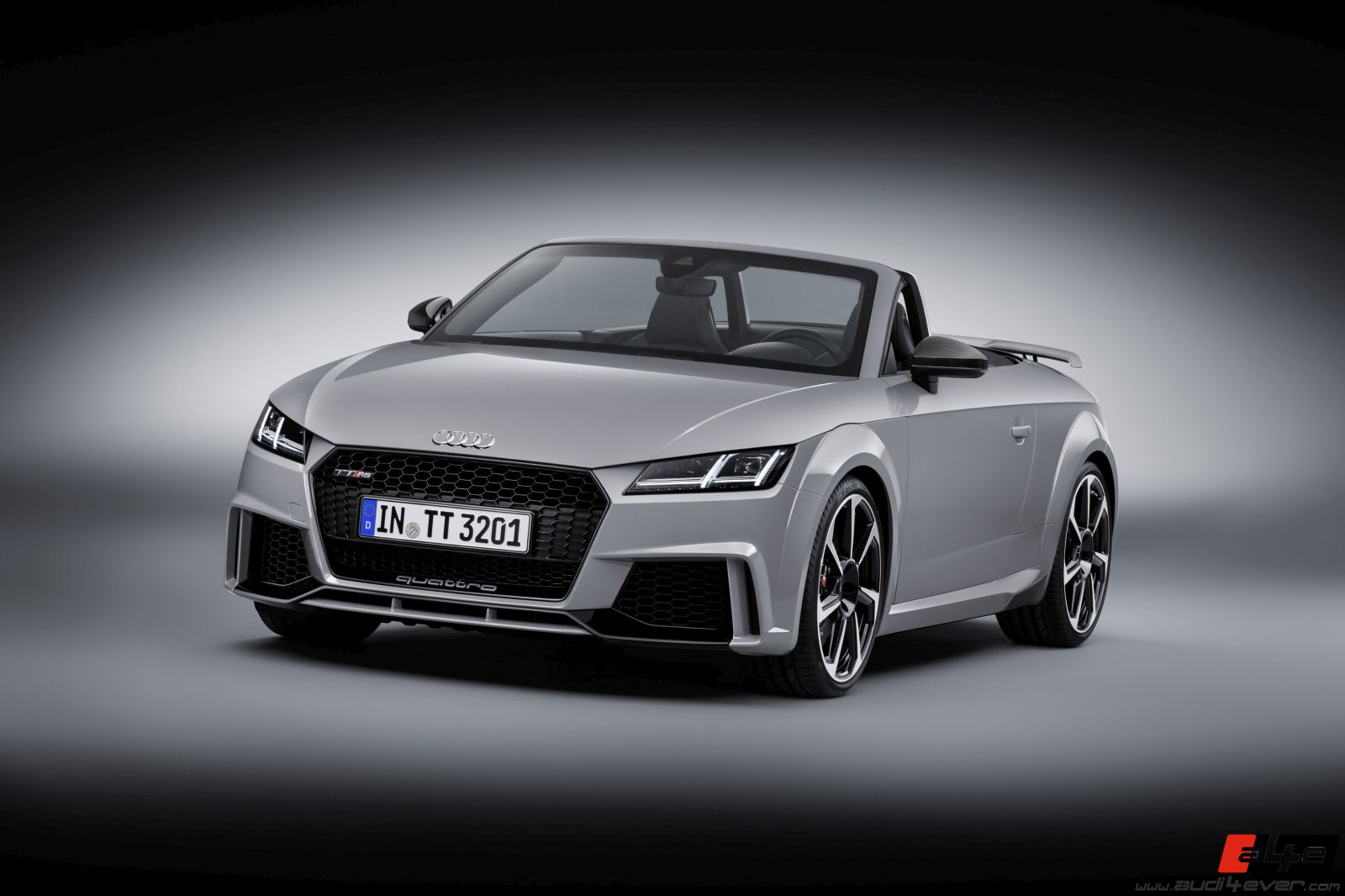 a4e gallery audi tt tts ttrs coupe roadster audi tt rs roaster 2016. Black Bedroom Furniture Sets. Home Design Ideas