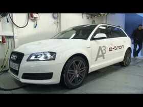 Audi e-tron - Wireless Charging