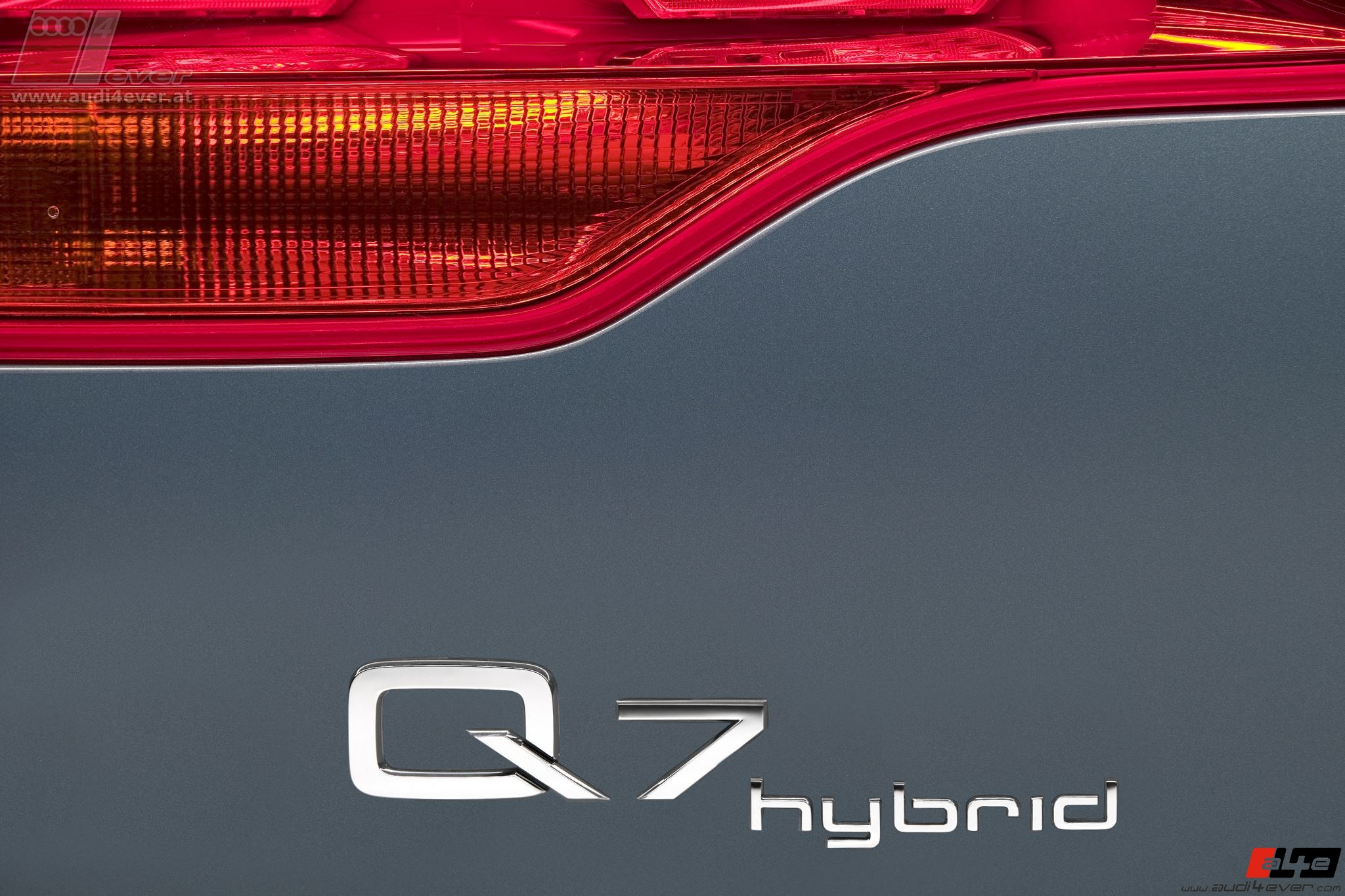 A4e Gallery Audi Concept Cars Audi Q7 Hybrid