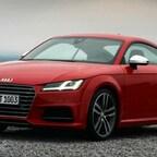 Audi TTS Coupe außen innen