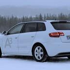 Audi A3 TCNG in Schweden