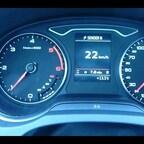 Audi A3 Limousine Test Tempomat