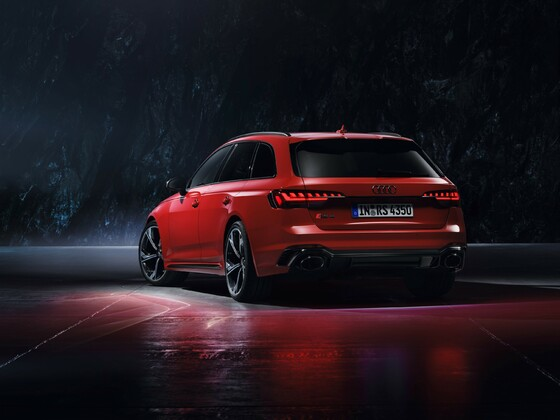 Audi RS4 Avant Facelift 2019