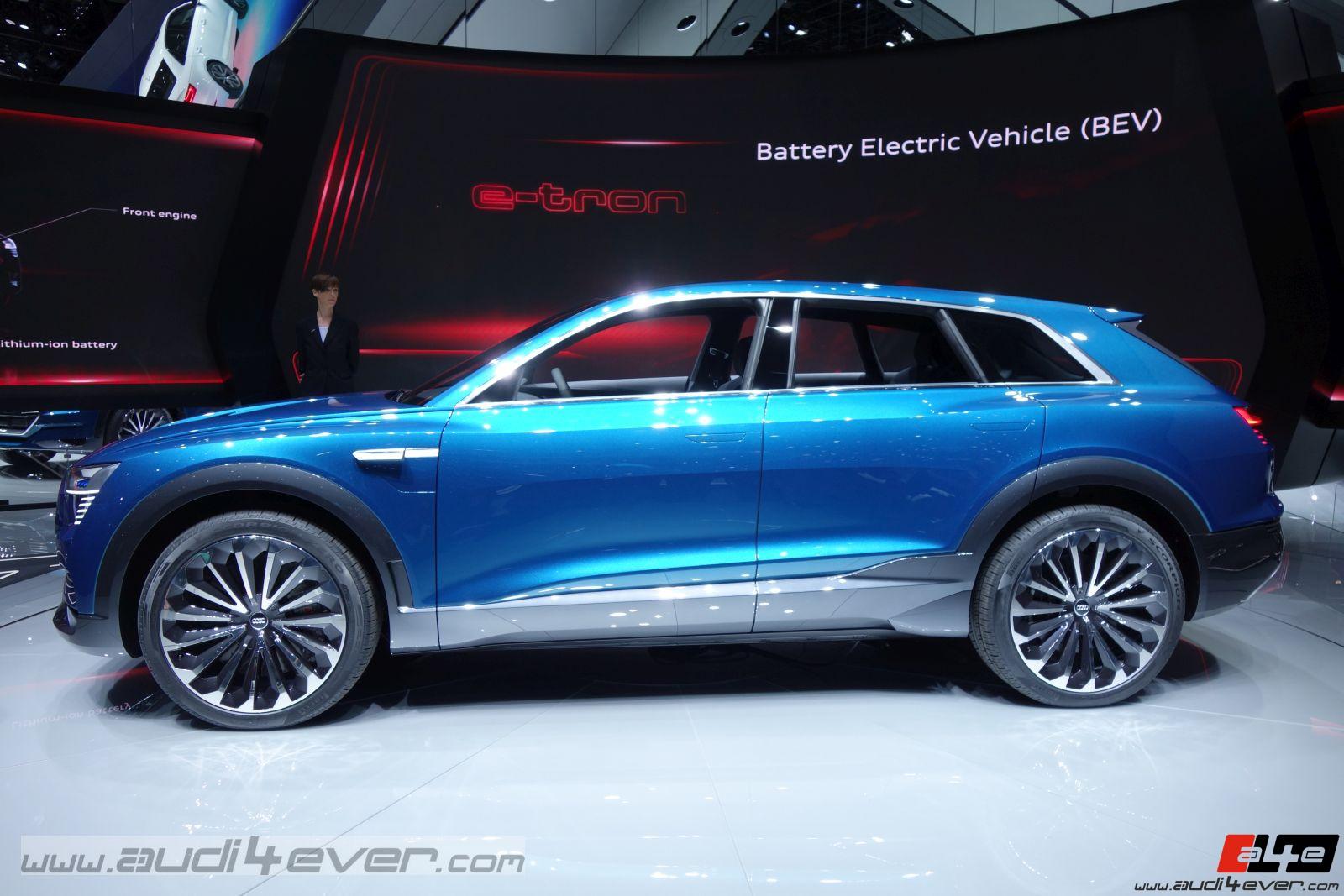 A4e Gallery Audi Concept Cars Audi E Tron Quattro Concept