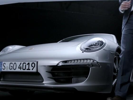 Porsche 911 (991) Design Video