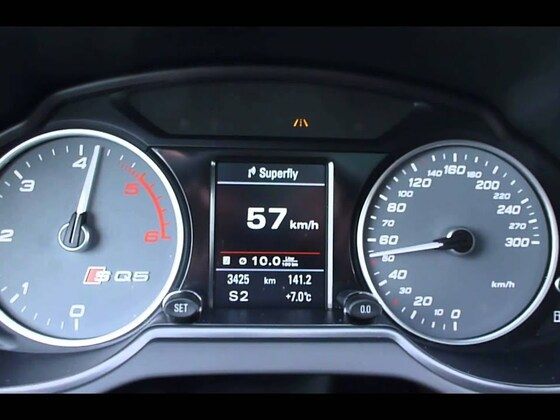 Audi SQ5 Launch Control