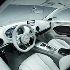 Audi A3 e-tron concept/Innenraum