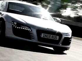 Weltpremiere des Audi R8