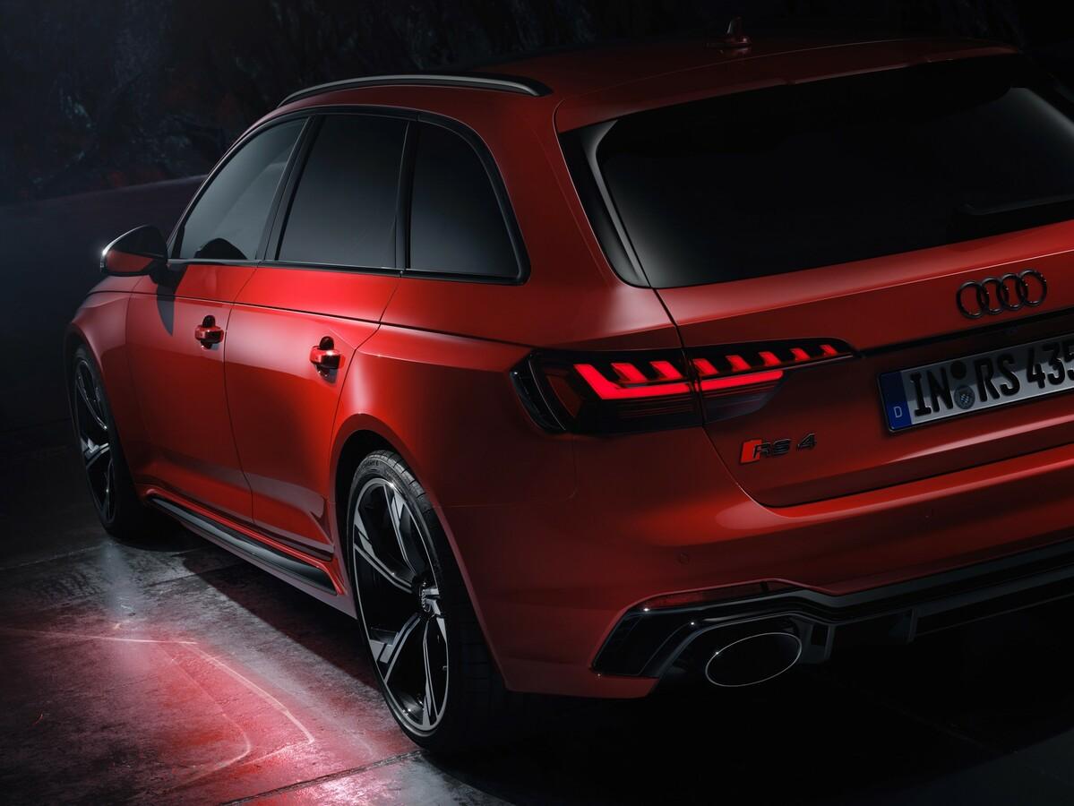Audi RS4 Avant Facelift 2019