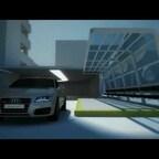 Audi Pilotiertes Parken Animation