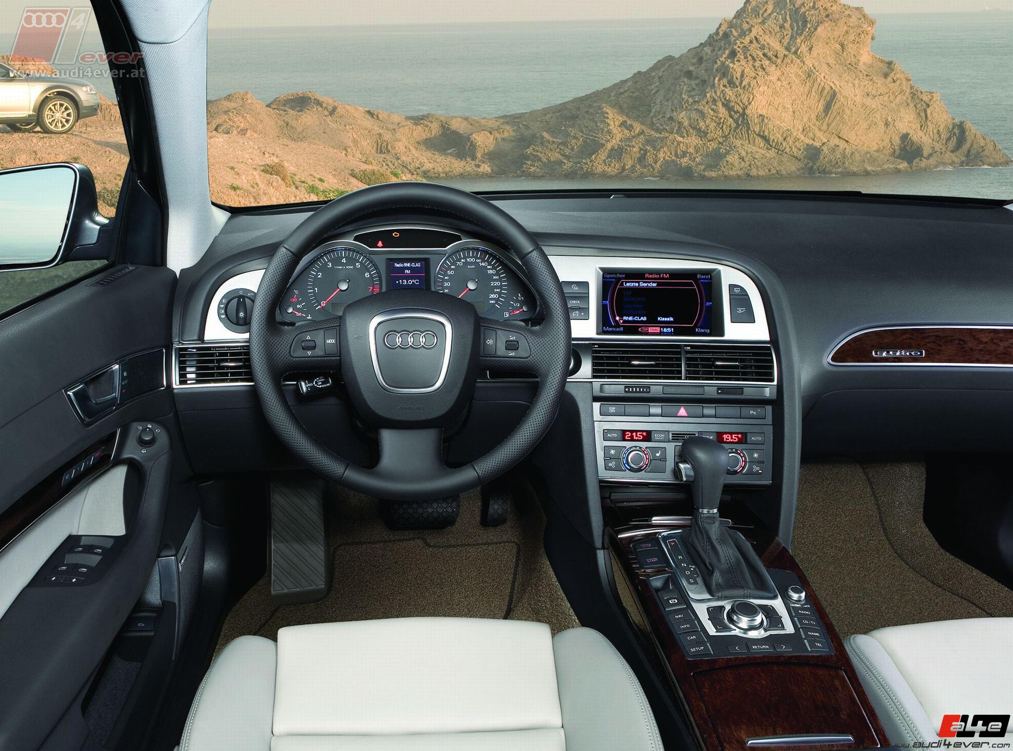 a4e - Gallery Audi A6 allroad quattro - Audi allroad quattro [C6 ...