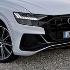 Audi Q8 TFSI e quattro