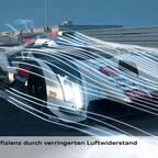 Audi R18 e-tron quattro Animation