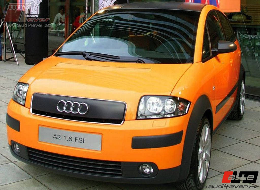 audi a2 and storms - photo #11
