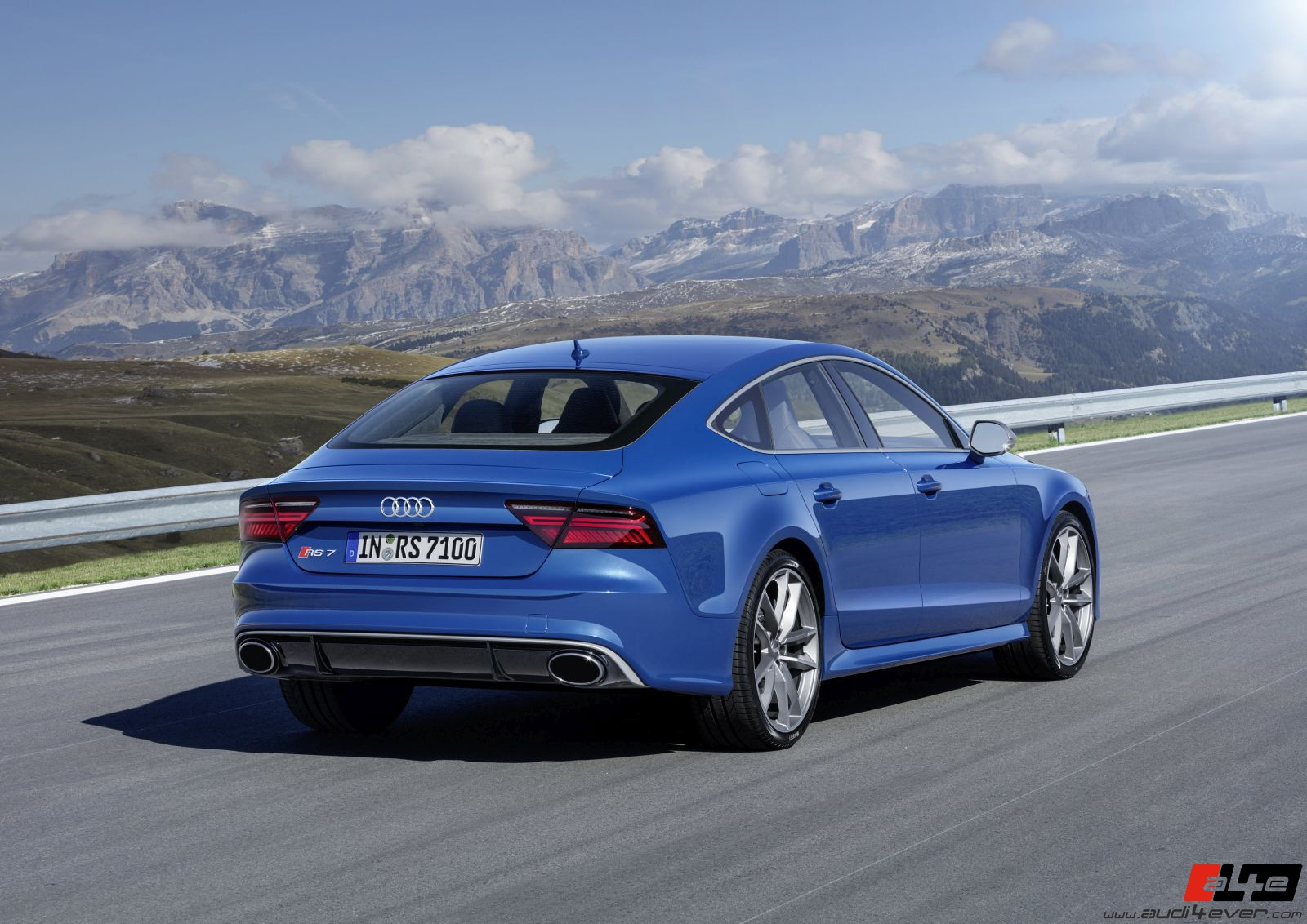 Audi4ever A4e Blog Detail Presse Audi Rs6 Avant Und Rs7