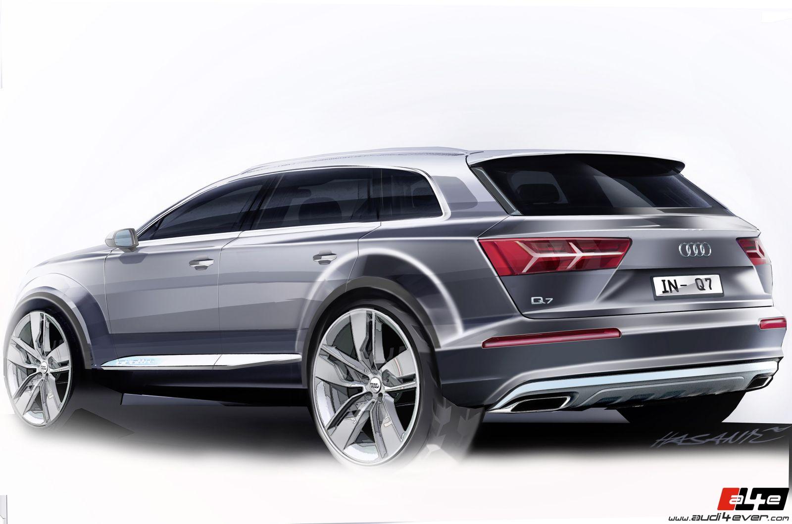 A4e Gallery Audi Q7 Audi Q7 2014
