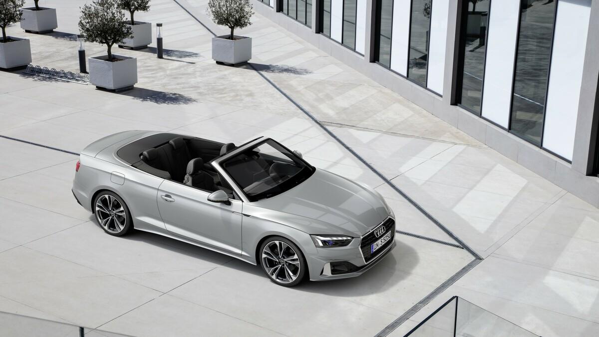 Audi A5 Cabrio Facelift 2019