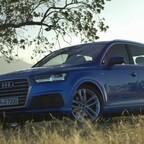 Audi Q7 Präsentation