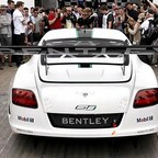 Bentley GT3 in Goodwood