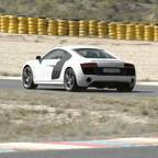 Audi R8 Coupe Racetrack