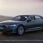 Audi A8 - exklusive Präsentation