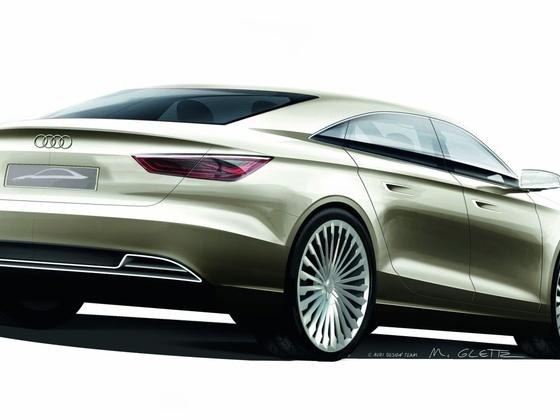 Audi A3 e-tron concept/Design