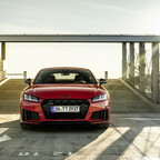Audi TTS competition plus