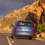 Audi SQ7 TDI Trailer 2016